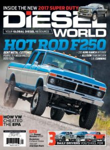 1977 Ford F250 Diesel World Magazine